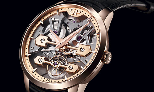 Girard-Perregaux: A Revolution goes into series production