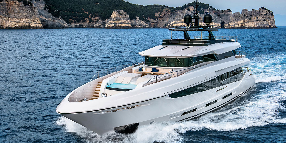 "Mangusta Oceano Namastè Won the ""Best of the Show"" Award at Fort Lauderdale"