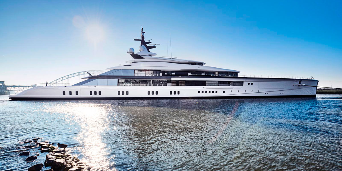 Oceanco Launched 'Project Bravo'