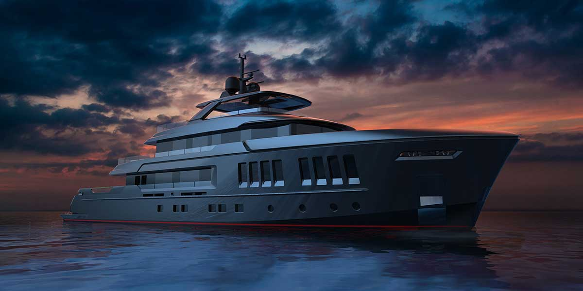 Cantiere delle Marche introduces the EXP 42 for luxury sailing anywhere in the world