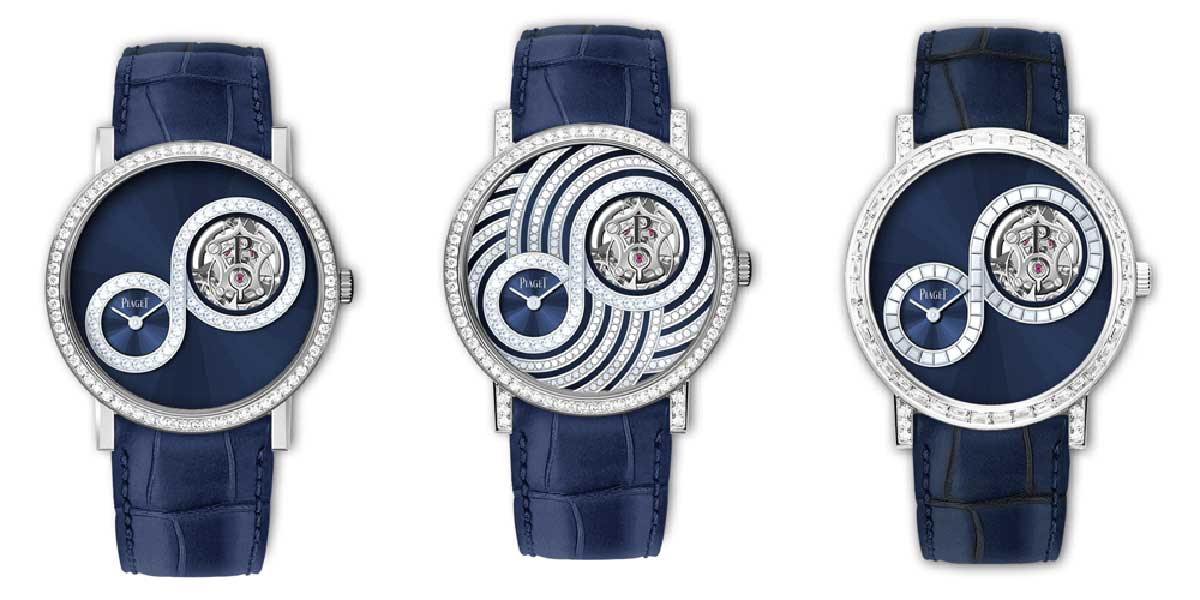 Piaget Tourbillon Infinite Blue, una especialidad para la manufactura