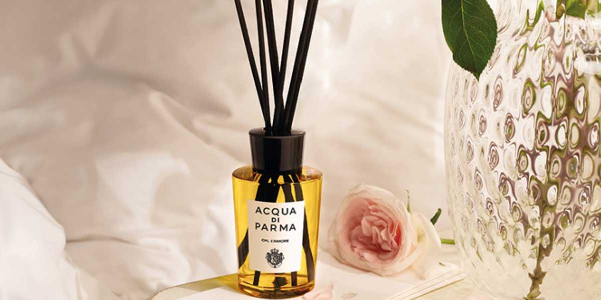 Con Home Collection, Acqua di Parma evoca los aromas y paisajes de Italia