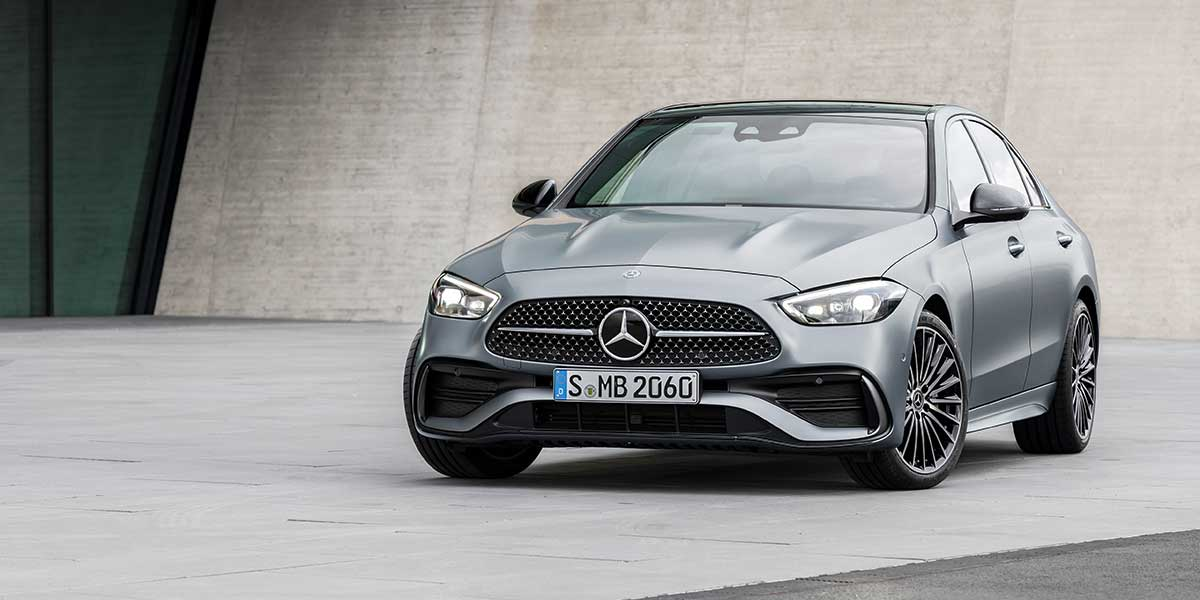 Mercedes-Benz C-Class: More digital for a time of global transformation