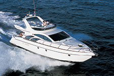 Azimut 50 Flybridge - Phil deKanter