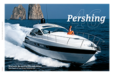 Pershing 46 - Irma Patiño