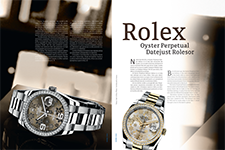 Rolex oyster perpetual datejust rolesor - Amura