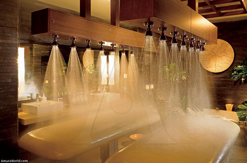 Baños Estilo Tailandes:Four Seasons Hotel Tokyo at Marunouchi