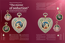 "El Museo Patek Philippe presenta: ""The mirror  of seduction"" - Andrés Ordorica"