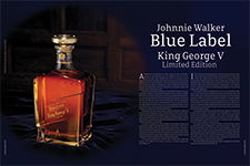 Johnnie Walker Blue Label  - AMURA