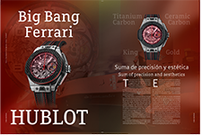 Big Bang Ferrari Hublot - Beatriz Triana