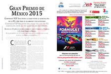 Gran Premio de México 2015 - Amura / Corporate Travel Services