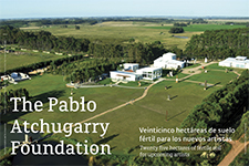 The Pablo Atchugarry Foundation - Fundación Pablo Atchugarry