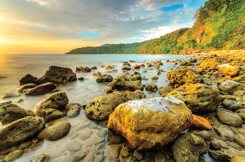 The Anilao marine sanctuary is a widely documented area of the world