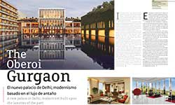 The Oberoi Gurgaon  - Patrick Monney
