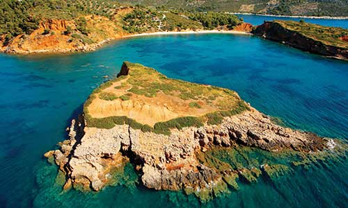 Alonissos National Marine Park