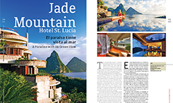 Jade Mountain Hotel St. Lucia - Andres Ordorica