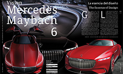Vision Mercedes Maybach 6 - Daniel Marchand M. / MM Classics