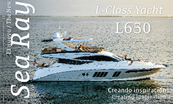 El nuevo Sea Ray L-Class Yacht L650 - Performance Boats