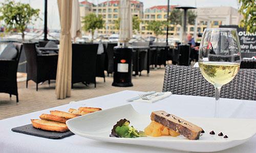 The Landings Restaurant Bar Gibraltar