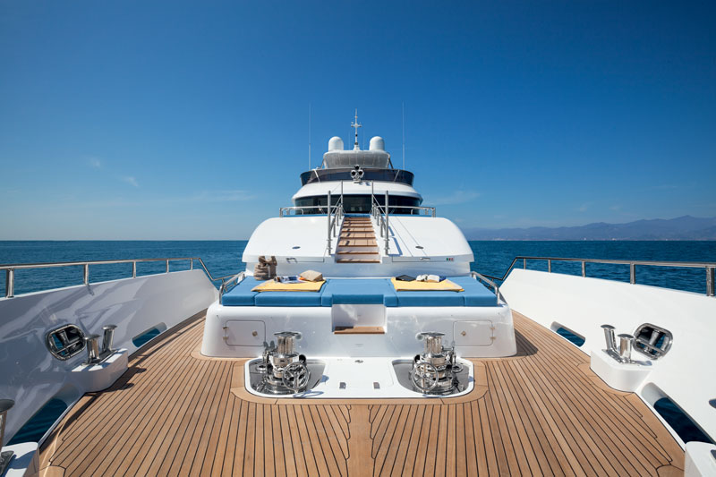 Benetti Tradition Supreme 108´