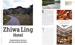 Zhiwa Ling Hotel - Andres Ordorica