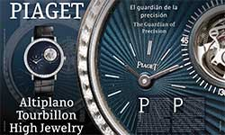 Piaget Altiplano Tourbillon High Jewelry - PIAGET
