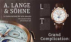 A. Lange & Söhne Grand Complication - A. LANGE & SÖHNE