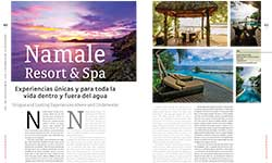 Namale Resort & Spa - Andrés Ordorica