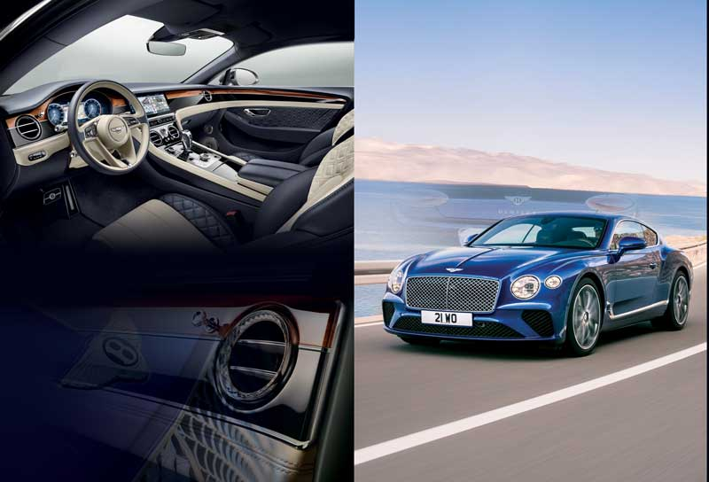 Amura,Bentley,Bentley Continental GT