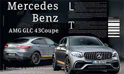 Mercedes Benz AMG GLC 43Coupe  - Daniel Marchand