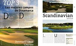 Top 3 Denmark's Best Courses - Ashanti Rojano