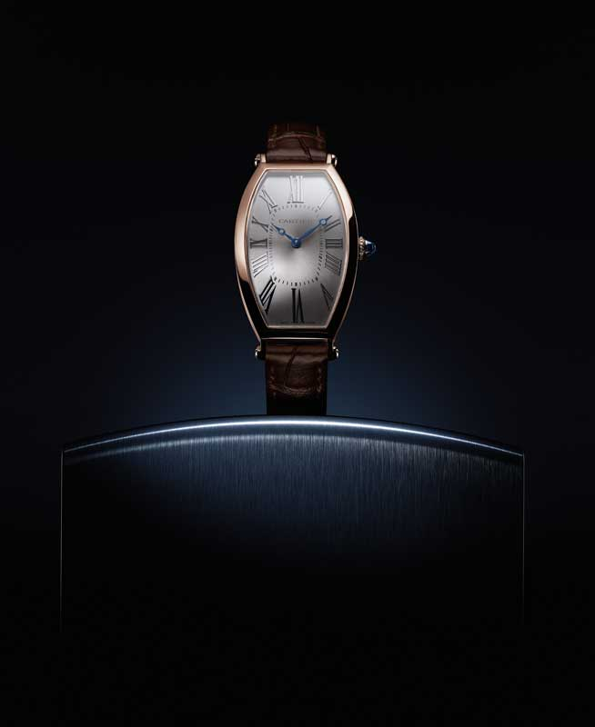 Amura,Okinawa,Time Machine,Salon International de la Haute Horlogerie 2019, Cartier Privé Tonneau Collection