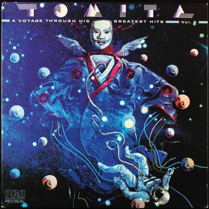 Amura,Okinawa,Isao Tomita, A Voyage Through His Greatest Hits, Vol. 2, a compilation of Tomita's hits (1981).