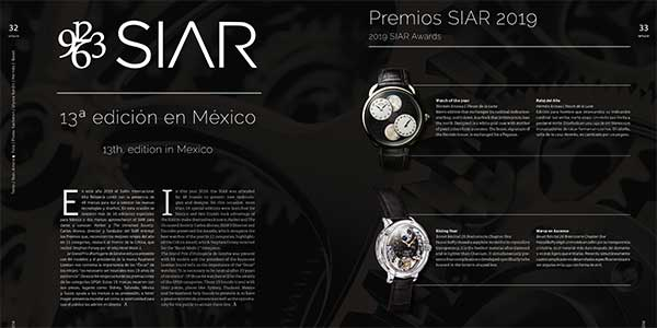 Siar 13th. edition in Mexico - Amura