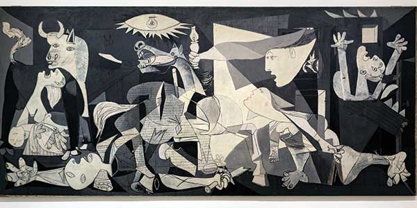Past and Future of El Guernica - Maite Basaguren