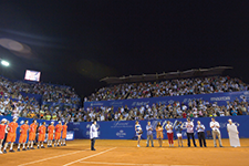 Telcel the Network of the Abierto Mexicano de Tennis - Amura