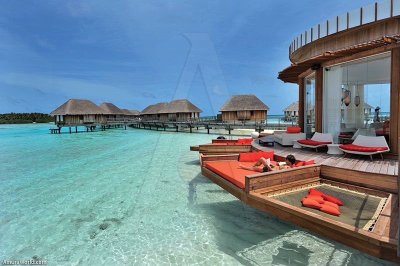 hoteles flotantes